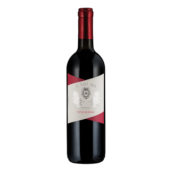 Caruso, Vino Rosso 750ml