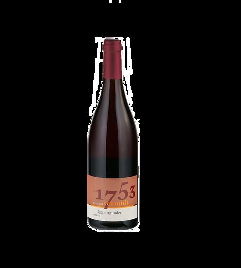 Schmidt 1753, 2016 Spätburgunder 750ml