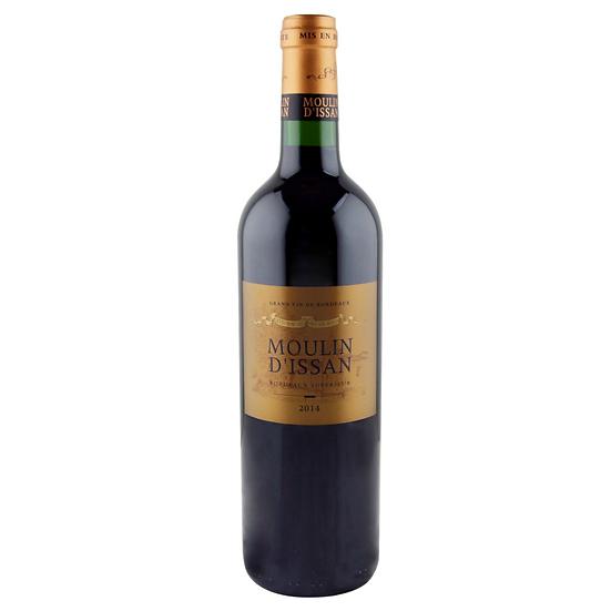 法國迪仙磨坊紅葡萄酒2014