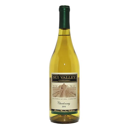 是谷紅莎當妮白葡萄酒2010