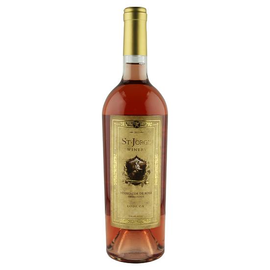 聖爵堡桃紅葡萄酒 2013