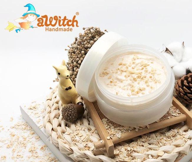 代製母乳Face Cream - 燕麥有機洋甘菊抗敏修護母乳Face cream
