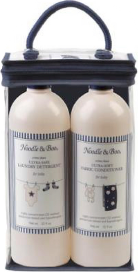 Noodle & Boo Laundry Gift Set