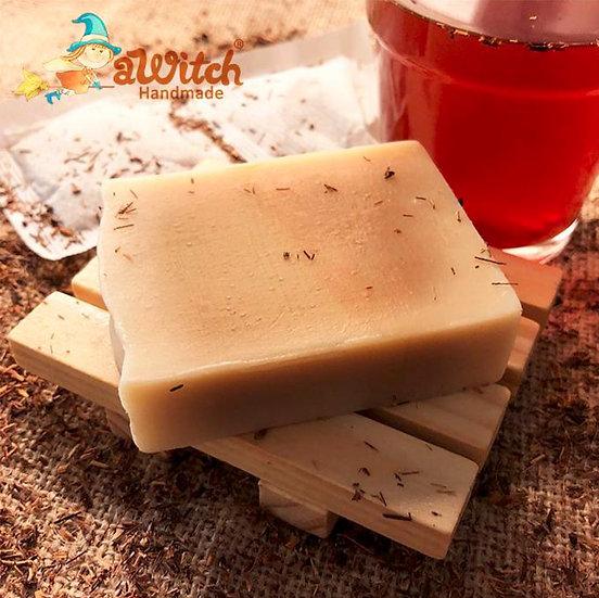 有機南非茶抗敏潔顏皂