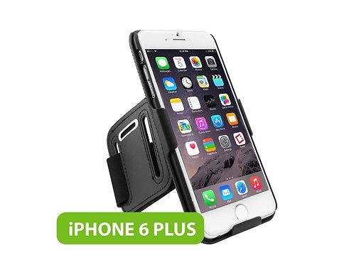 ערכת קומבו כיסוי ונרתיק נשיאה תואם אייפון 6 פלוס