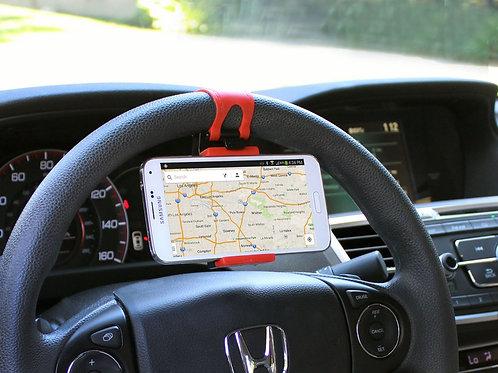 Steering Wheel Car Phone Holder