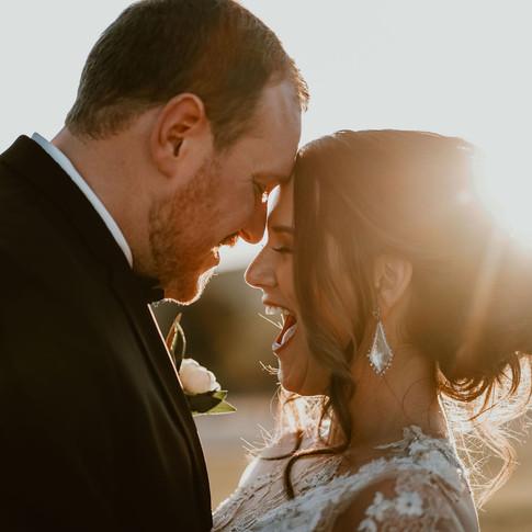 Corrin + Collin / Hill Country Wedding