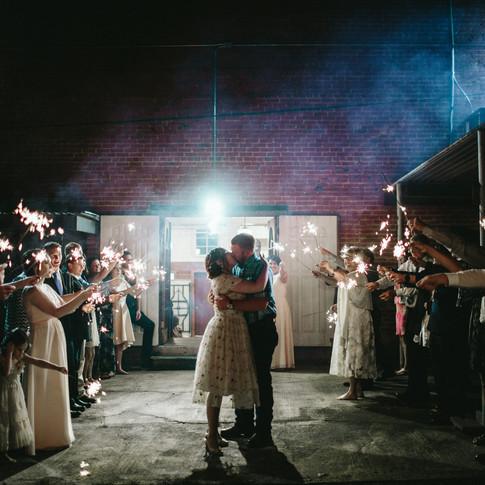 Mandy + Nathan | Emerald Ballroom Wedding