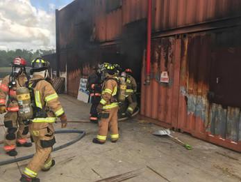 Great Florida Fire School