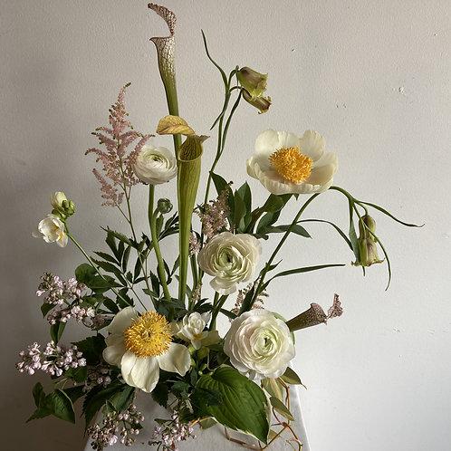 Seasonal Flower Arrangement - Delivery