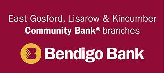 Mangrove Mountain Country Fair Platinum Sponsor Bendigo Bank
