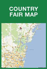 Mangrove Mountain Country Fair Map