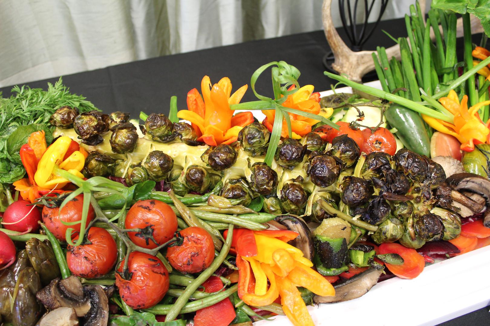 heirloom veggies