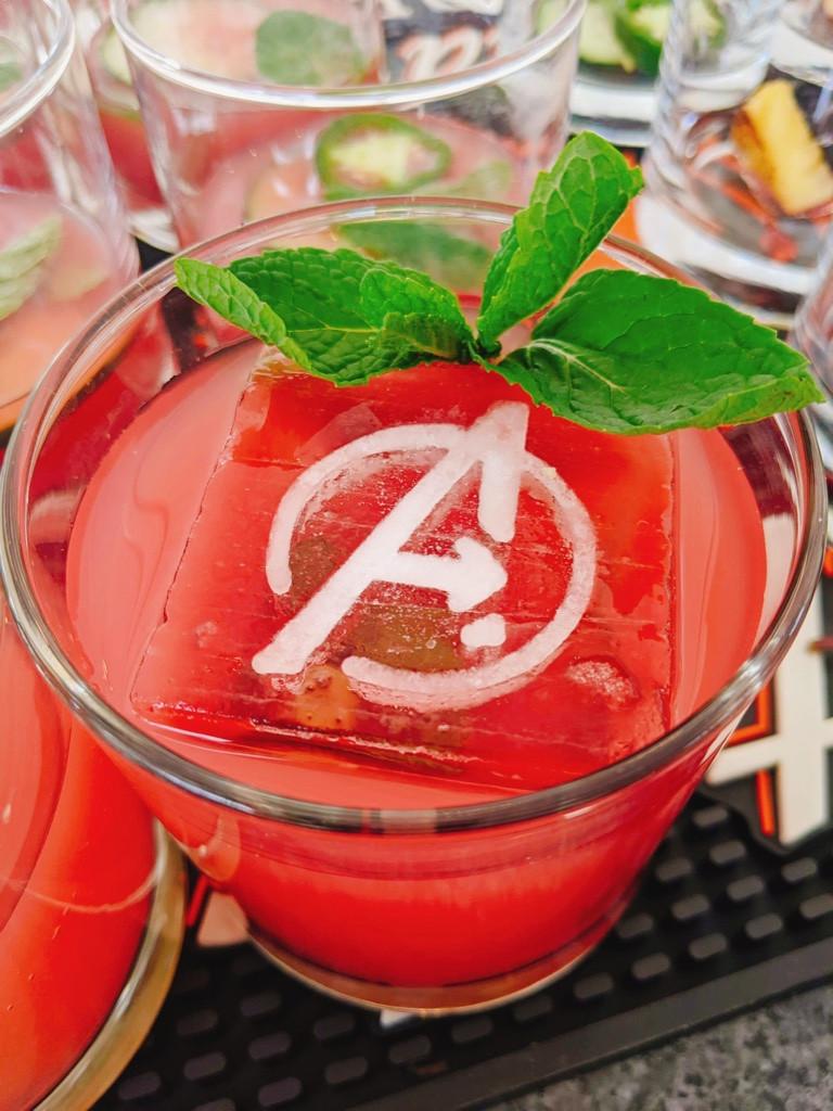 Avengers Ice!