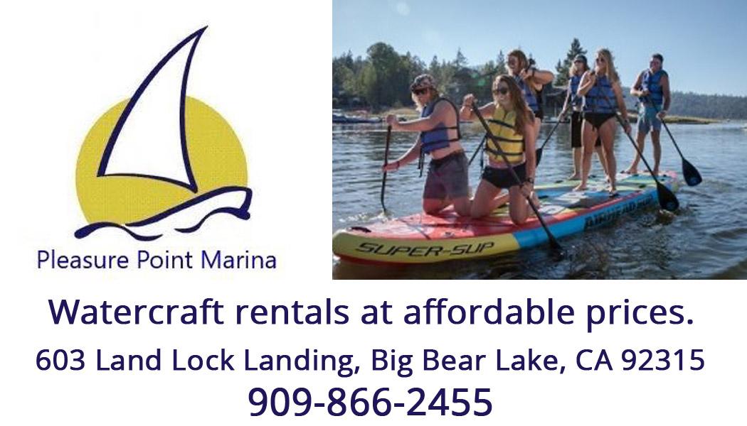 Pleasure point marina Ad