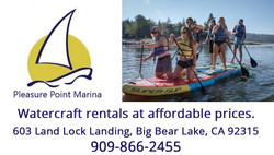 Pleasure point marina Ad
