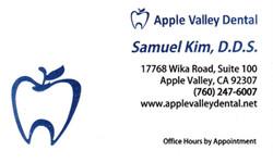 Apple Valley Dental