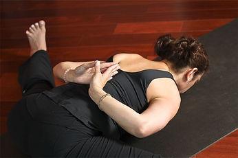 Private Yoga Lessons Connie Lozano Yoga www.connielozano.com