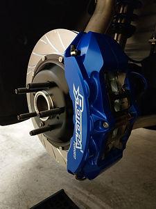 Rotora Big Brake Kit, Model 3