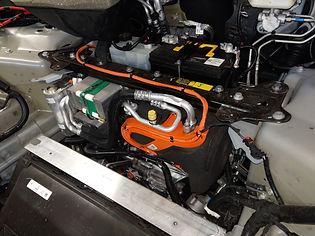 Model Y heat pump inspection