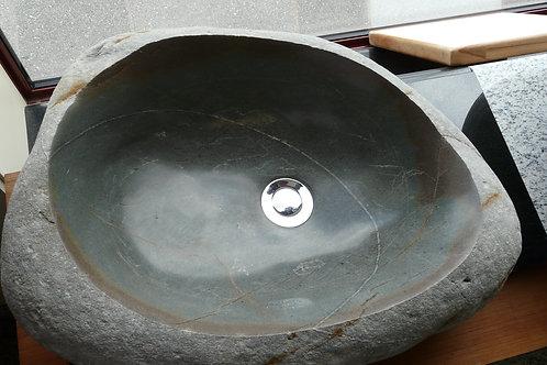 New Zealand Stone Basin Okarito