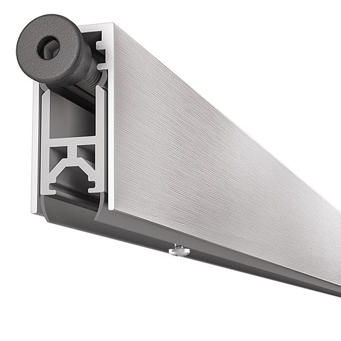 Rebated Automatic Acoustic Rated Door Bottom Drop Seal