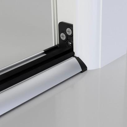 Stormguard Slimline Threshold Rain Deflectors Install