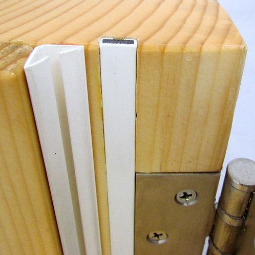 Retro Fit Acoustic & Smoke Perimeter Seal - Single Fin