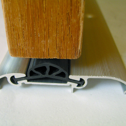 Compression Draught Excluder Photo