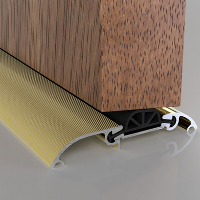 Compression Draught Excluder Gold