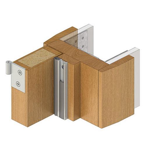 RP78si - Acoustic & Smoke Perimeter Door Seal