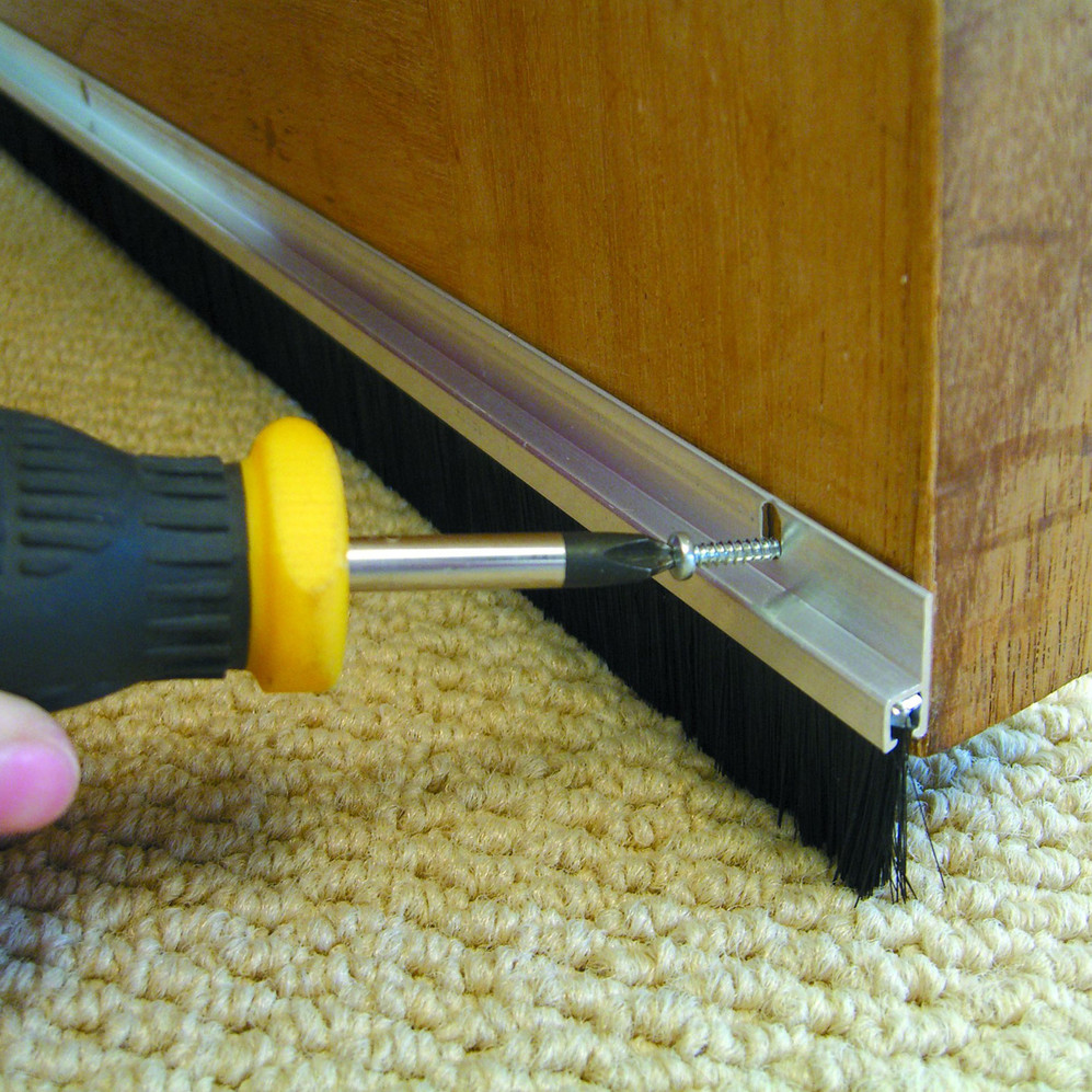 How to install a Bottom Door Seals