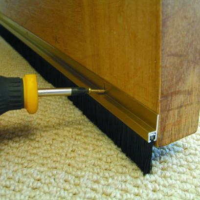 How to install a Bottom Door Seals