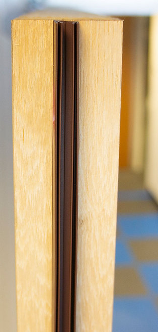 Acoustic Double Door Seal - Rebate Fit