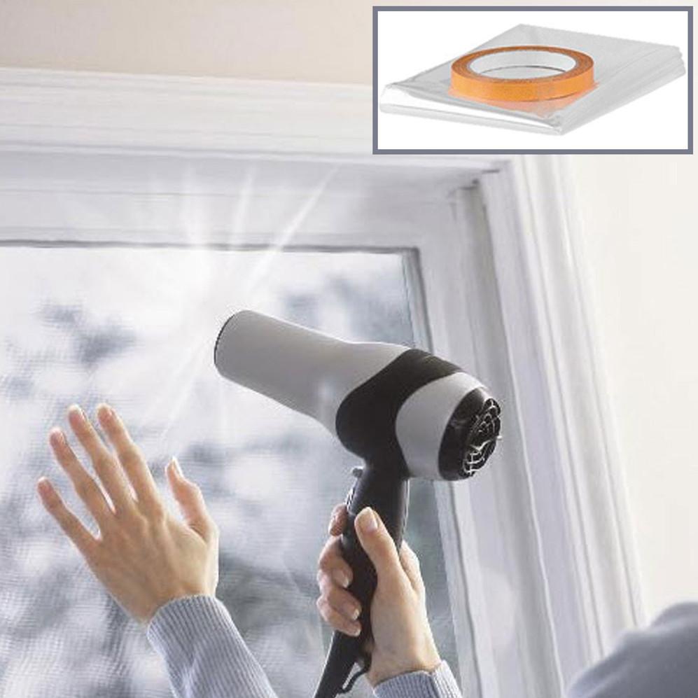 Stormguard Secondary Glazing Film