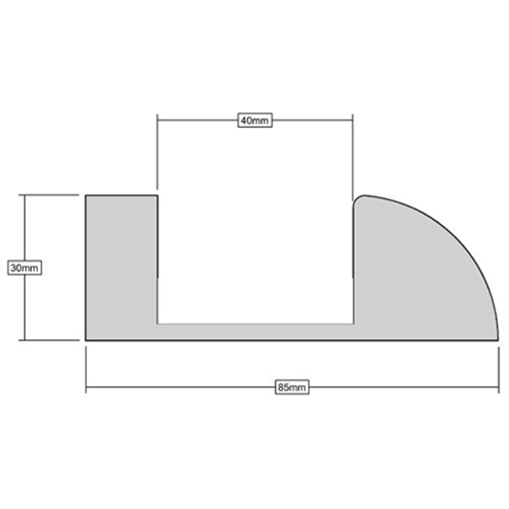 Foam Under Door Seal Measurements