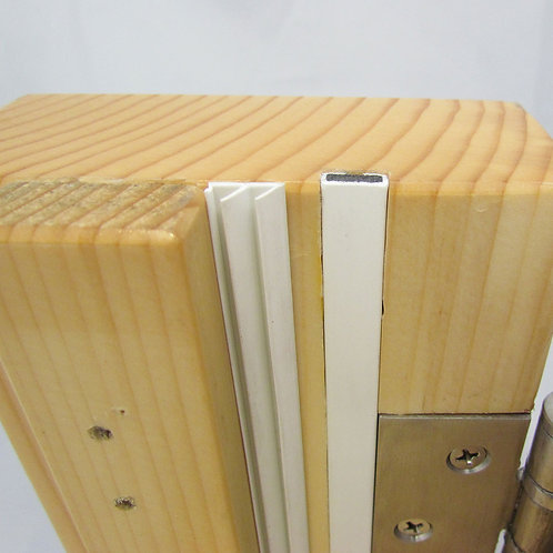 Retro Fit Acoustic & Smoke Perimeter Seal - Twin Fin