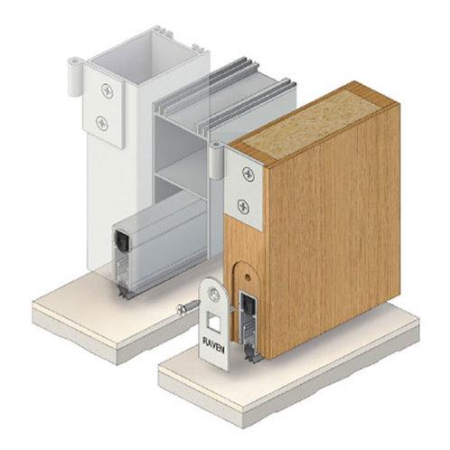 RP8Si - Automatic Door Bottom Threshold Seal