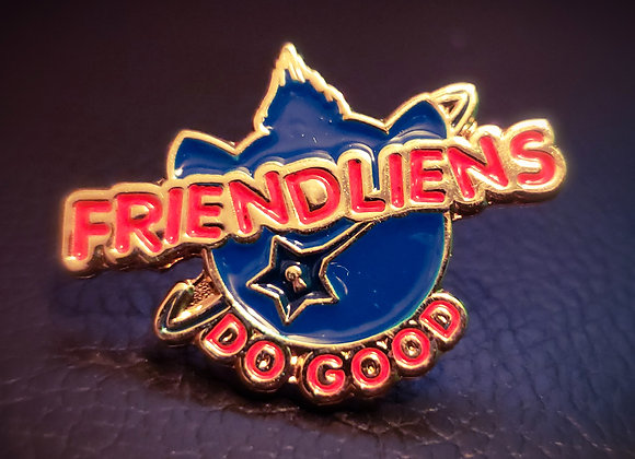 Friendlien Limited Edition Collector Pin