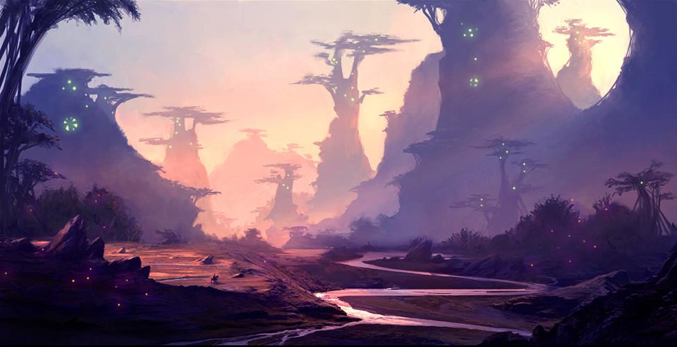 Friendlien Planet
