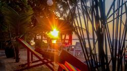 Treehouse Silent Beach Sunset