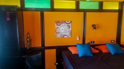 Treehouse Silent Beach Aircon Room