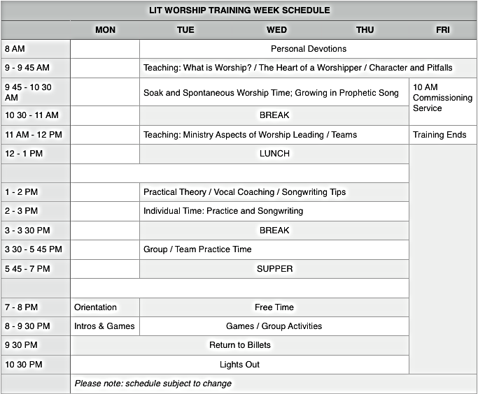 LIT Worship Training Schedule.png