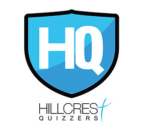 HCQuizzers logo BLUE white background-01