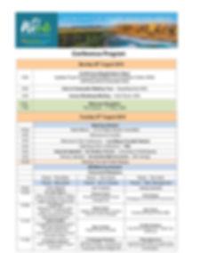 Conference Program - final centred no pa