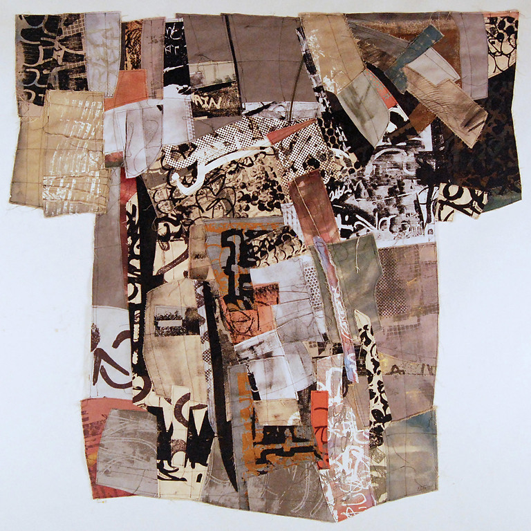 Judith Plotner: Blurring the Edges of Quilting, Painting and Printing