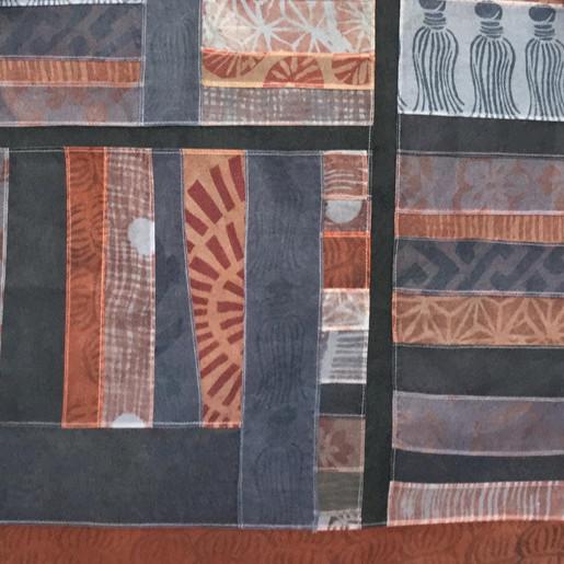 Dawn Erickson: Travels into Textiles