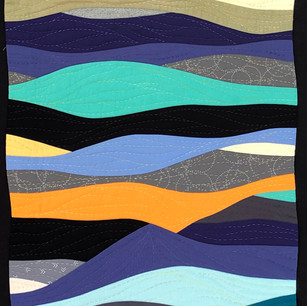 """""""Contours 2"""" by Victoria Nelson"""