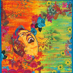 """""""The Laugh"""" by Mary'n Hallock"""