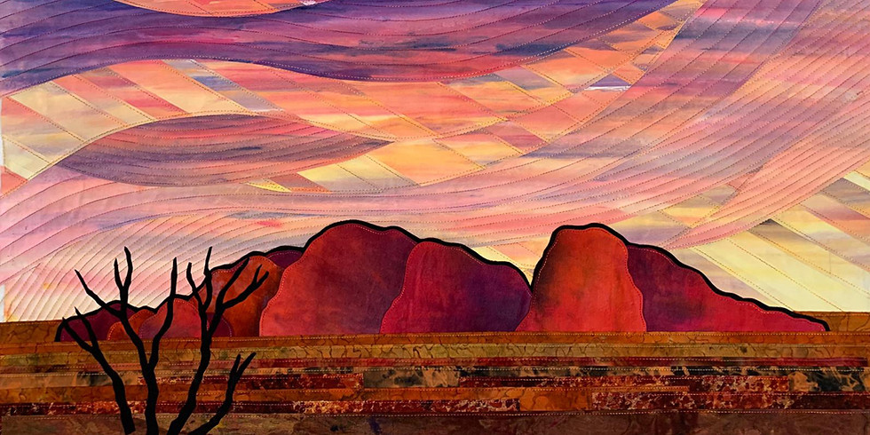 Gloria Loughman: The Quilted Landscape